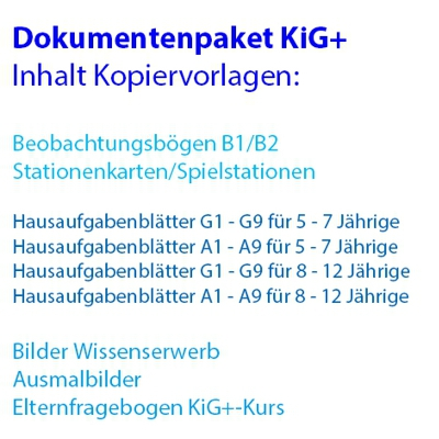 Materialpaket KiG+ (Standard) – download