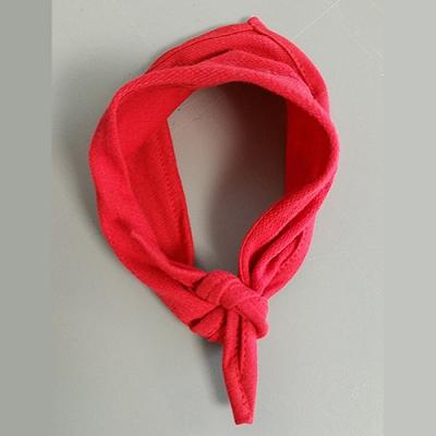 Halstuch (rot) für Zwerg Willibald